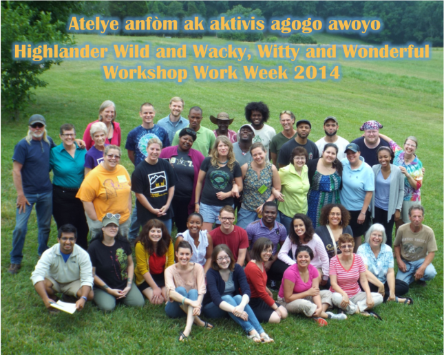 wacky group photo with caption 2