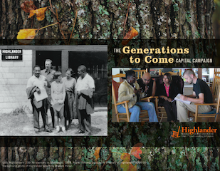 Generations to come brochure