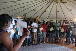 Zilphia Horton Institute Participants