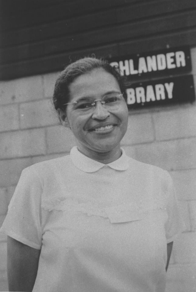 Rosa Parks at Highlander Center