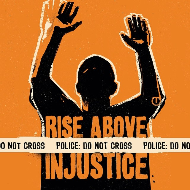 Rise Above Injustice