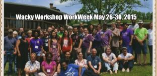 Wacky Workweek 2015